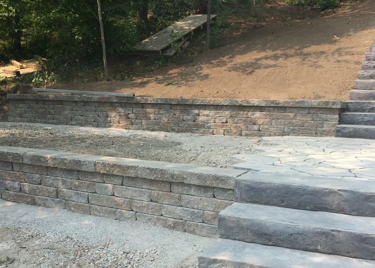 retainer-walls